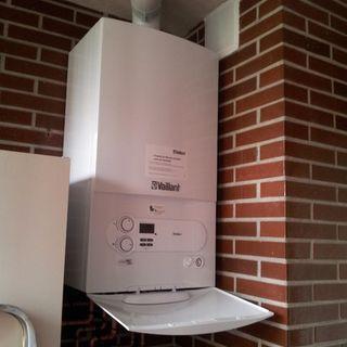 CALENTADOR O CALDERAS DE GAS: instalaciones