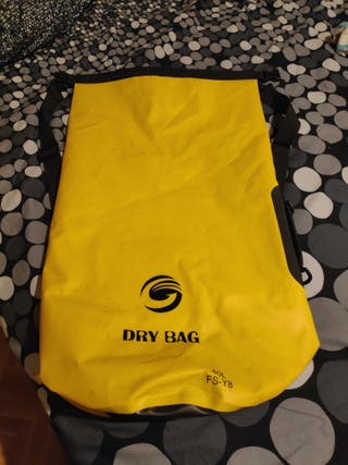 Bolsa mochila impermeable 40 litros