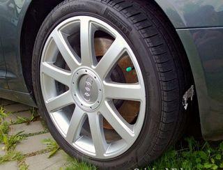 llantas Audi 8x18 ET42 RS4
