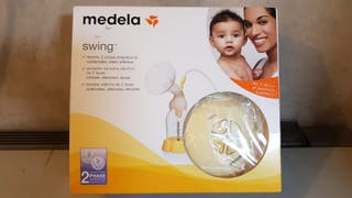 sacaleches medela electrico swing