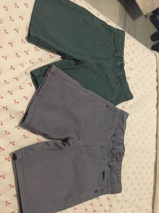 bastante agradable 52082 ce79b Pantalones cortos chico Hipercor de segunda mano por 10 € en ...