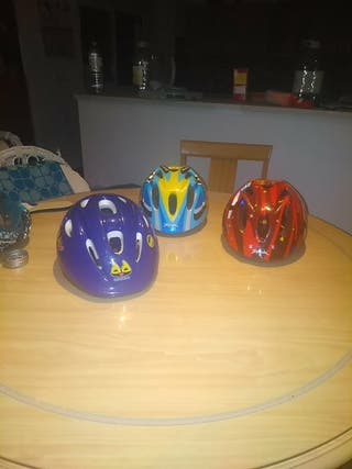 3x2 cascos de niño spiuk