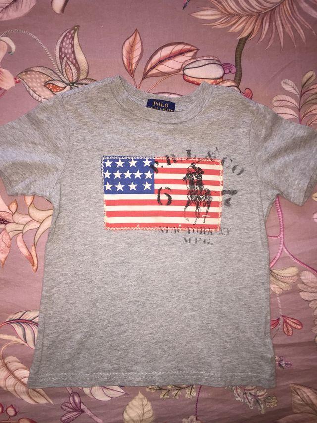 Camiseta Ralph Lauren