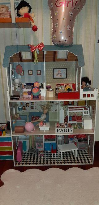 Casa de muñecas Imaginarium