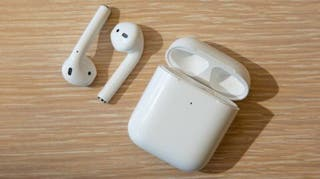 Apple AirPods (Latest One's Wireless Charging)