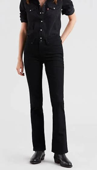 Pantalones Vaqueros Levi's 715 Bootcut Jeans