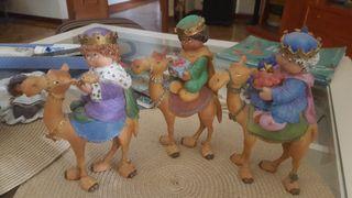 Figuras Cuqui originales