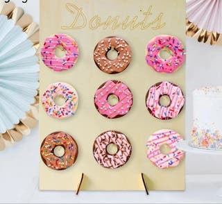 Soporte Donuts
