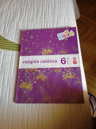 Religión Católica Nuevo Kairé 6 Primaria
