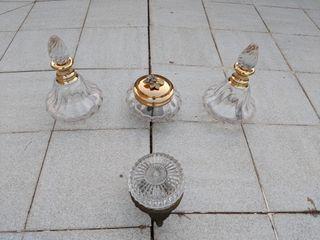Vasijas cristal