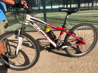 Bicicleta CONOR AFX JUNIOR