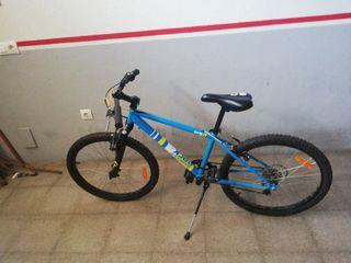 Bicicleta de montaña para niños de 12 a 14 años