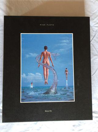PINK FLOYD. CAJA 'SHINE ON' 9 CD'S