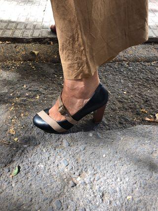 Zapatos vintage kling