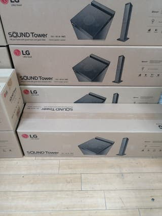 torre de sonido LG Nueva