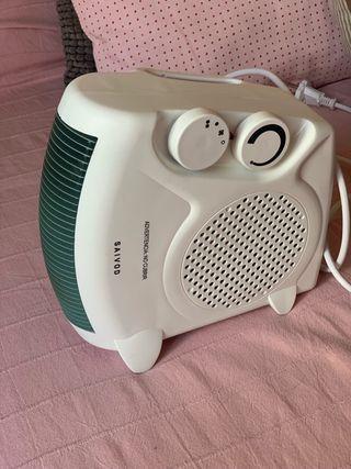Calefactor electrico