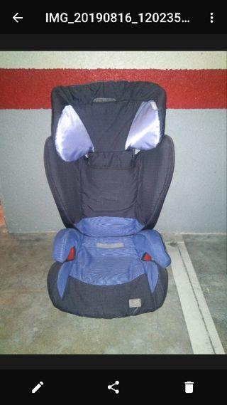 silla con sistema Isofix
