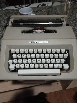 maquina escribir años 60