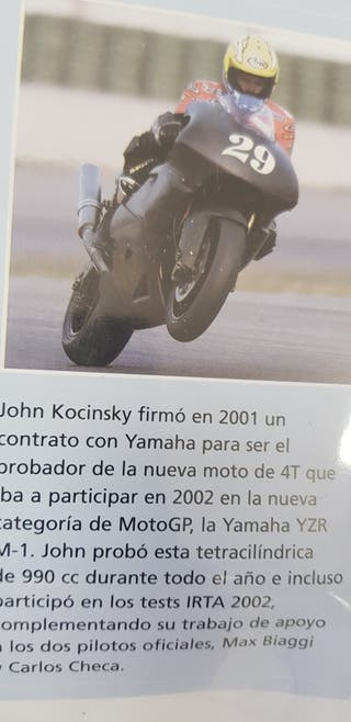 Honda RC 45 a escala