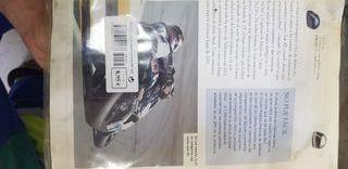 Honda NSR 500 a escala