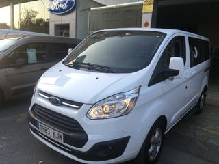 Ford Tourneo Custom 2018 TDCI 130CV