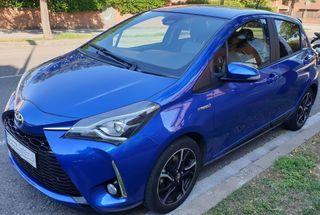 Toyota Yaris Hybrid Automatico 5p