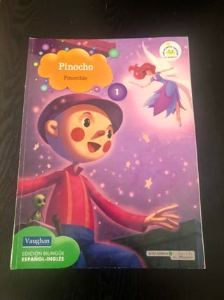 Libros infantiles Vaughan + CD