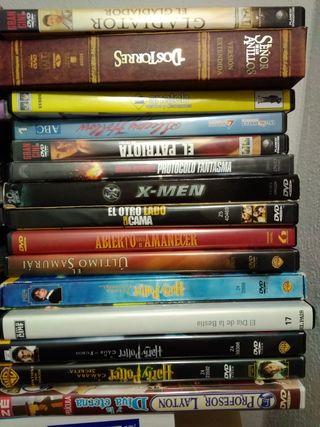 lote 30 películas Dvd