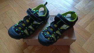 Sandalias niño trekking