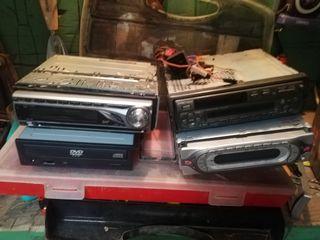 radios coche y DVD