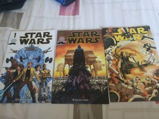 Comics de Star Wars