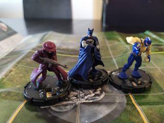 BATMAN - JOKER, BANE, ROBIN