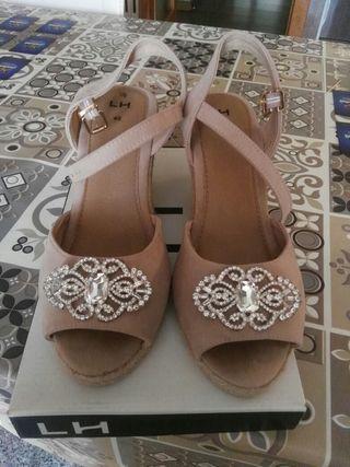 Zapatos novia o fiesta