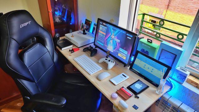 Silla Gaming Drift DR75.