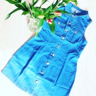 gorgeous denim tunic