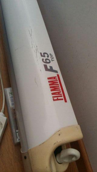 Toldo Fiamma F65 top