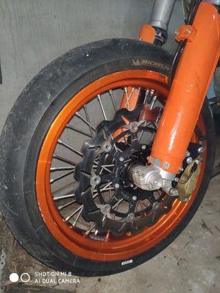 kit super motard KTM, husarberg, Husqvarna,