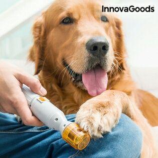 lima de uñas eléctrica para mascotas InnovaGoods H