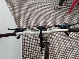 bicicleta montaña alumino