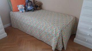 cama nido de 80x190