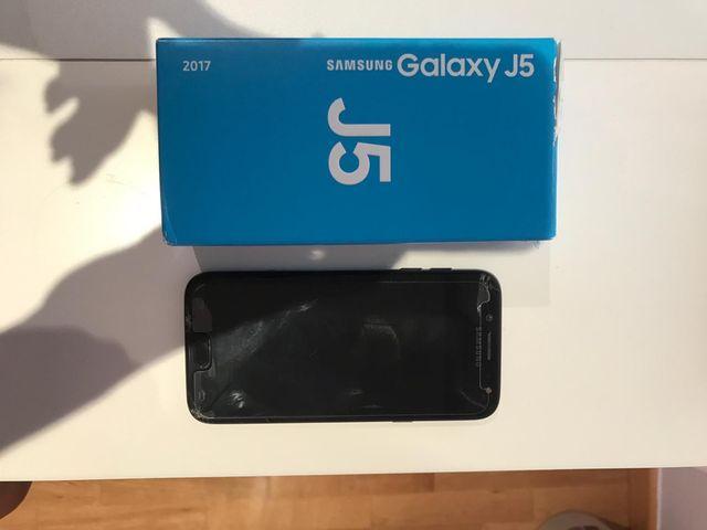 Samsung Gaxaly J5 2017