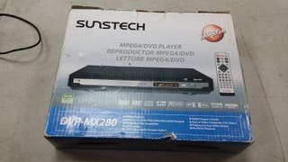 Reproductor DVD Sunstech