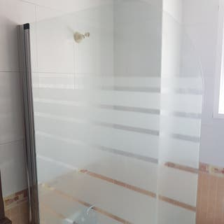 Mampara de bañera