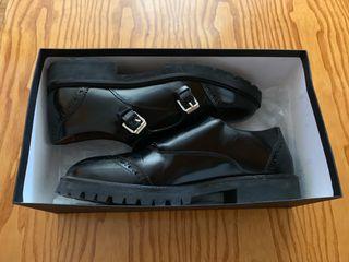 Zapatos de mujer negros Massimo Dutty