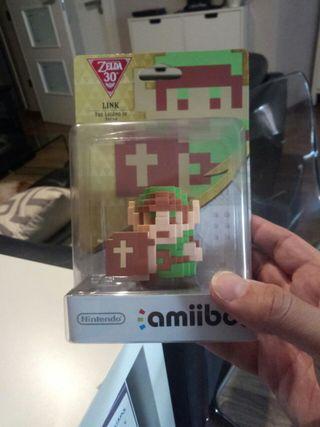 Amiibo Zelda Link 8 bits