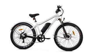 Bicicleta eléctrica Varaneo Fat Bike.