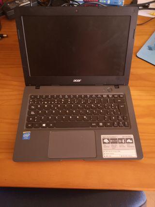 Portátil Acer 10'