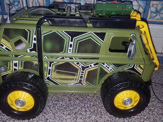 Vendo camión de las tortugas Ninja
