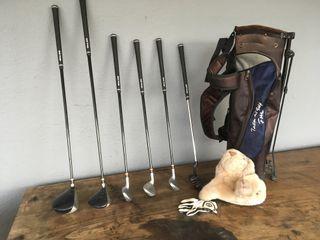 Juego de palos de Golf (Golf pride) de F.M.