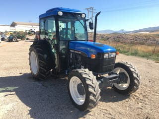 TRACTOR NEW HOLLAND TN90